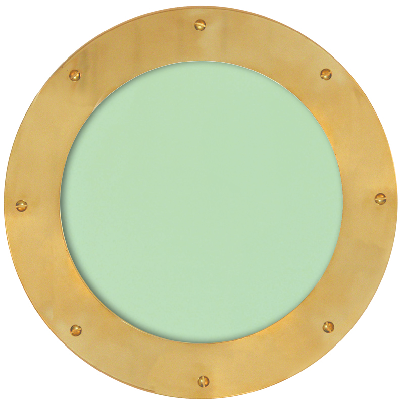 Polished Brass Portholes