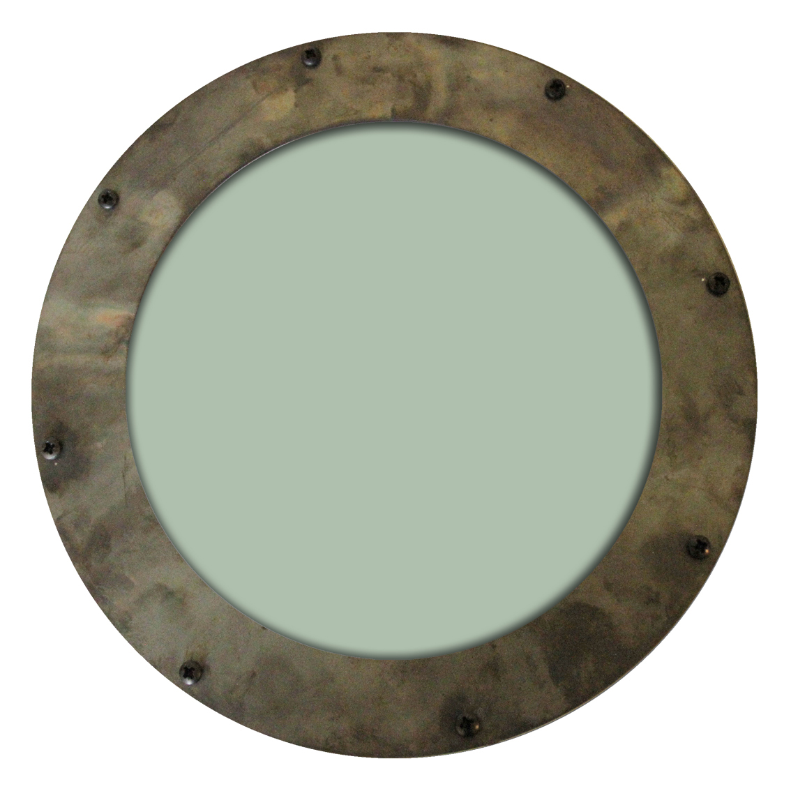 Burnished Steel Portholes