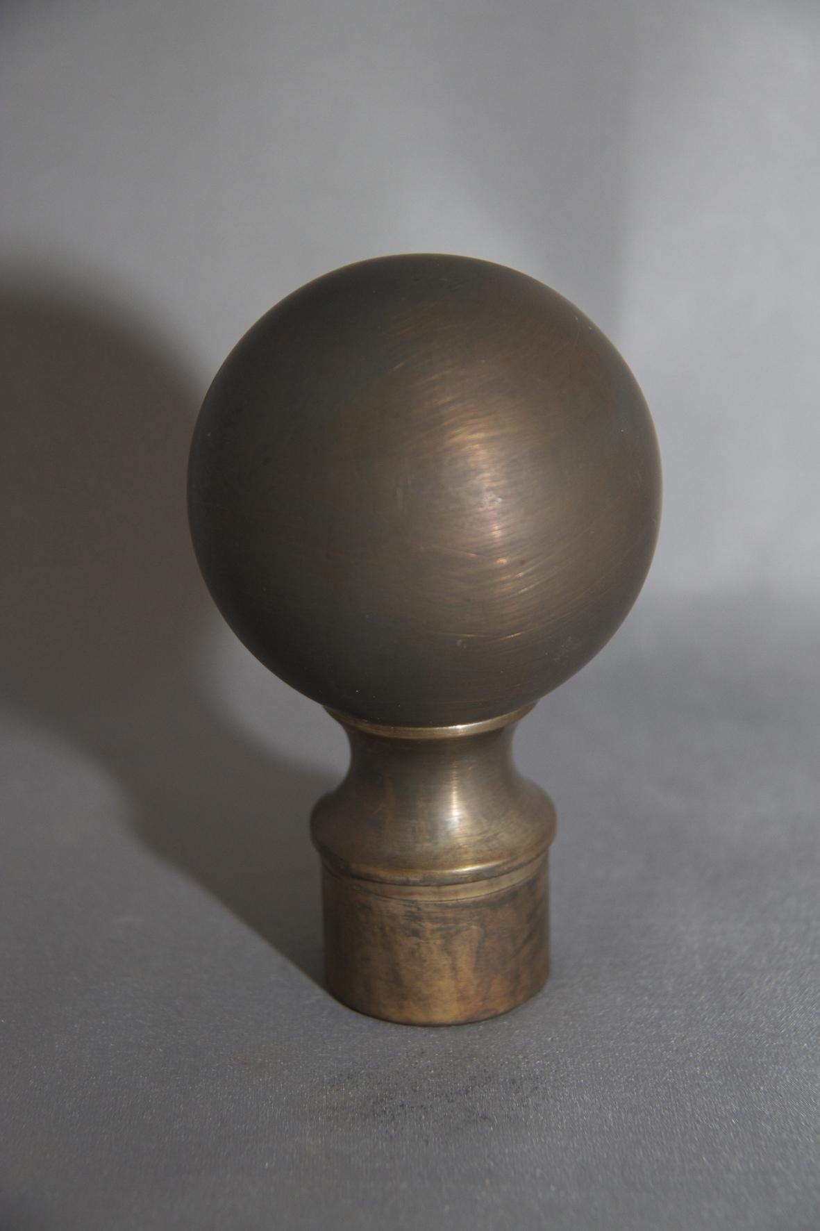 Antique Brass Finials