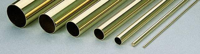 Polished Brass Tube & Rod