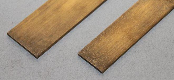 Antique Brass Flat
