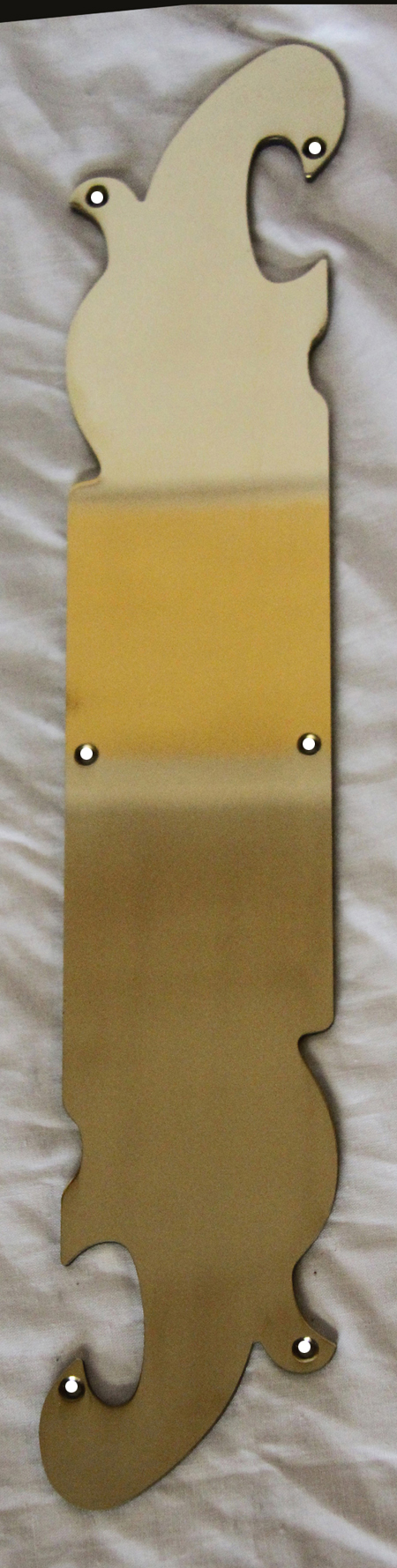 Brass Push Plates