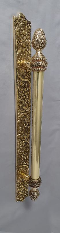 Decorative Brass Pull Handle