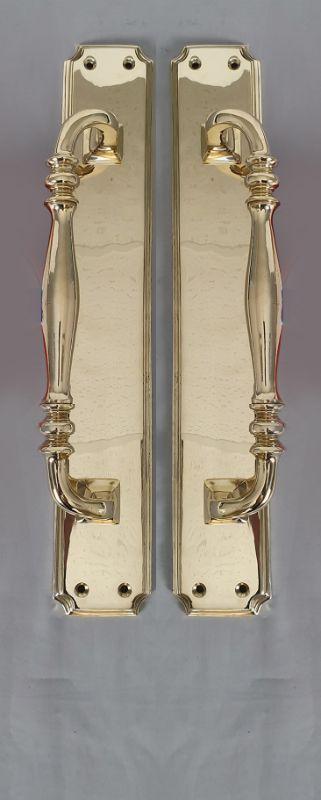 Brass Victorian Pull Handles