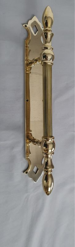 Fluted Pull Handle