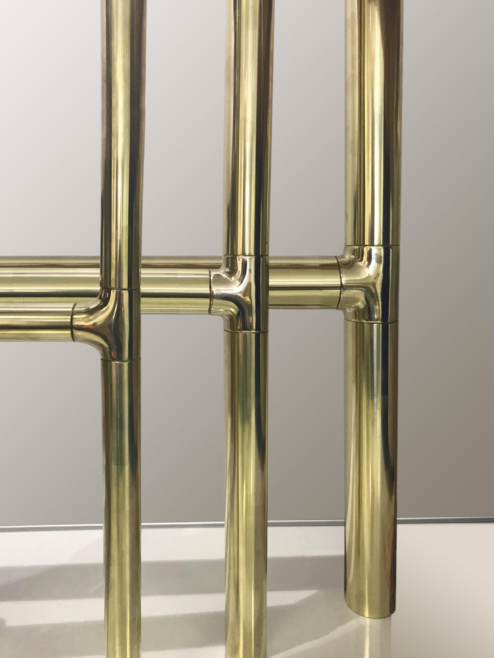 Brass Flush Joint Connectors