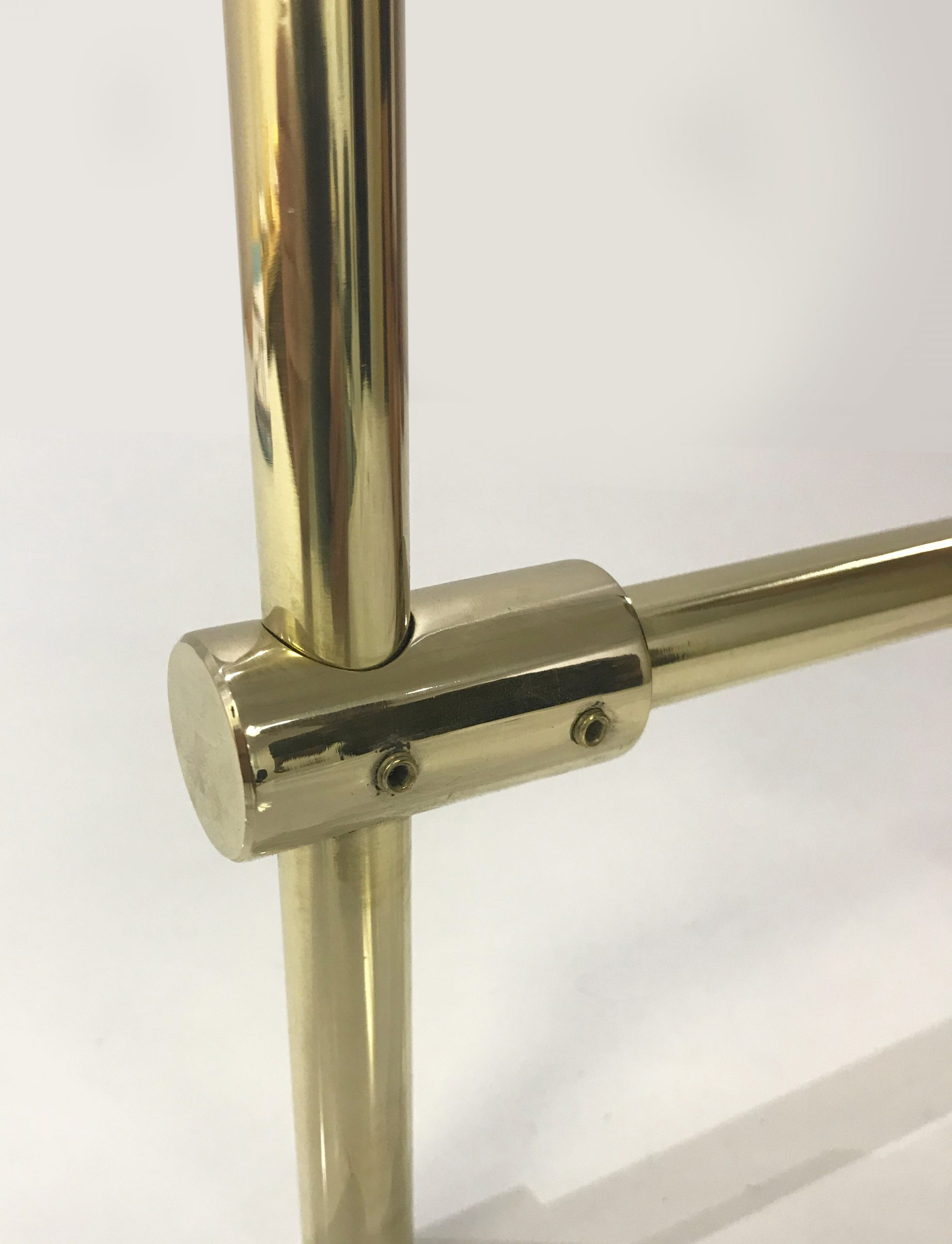 Brass Knuckle Joint Connectors