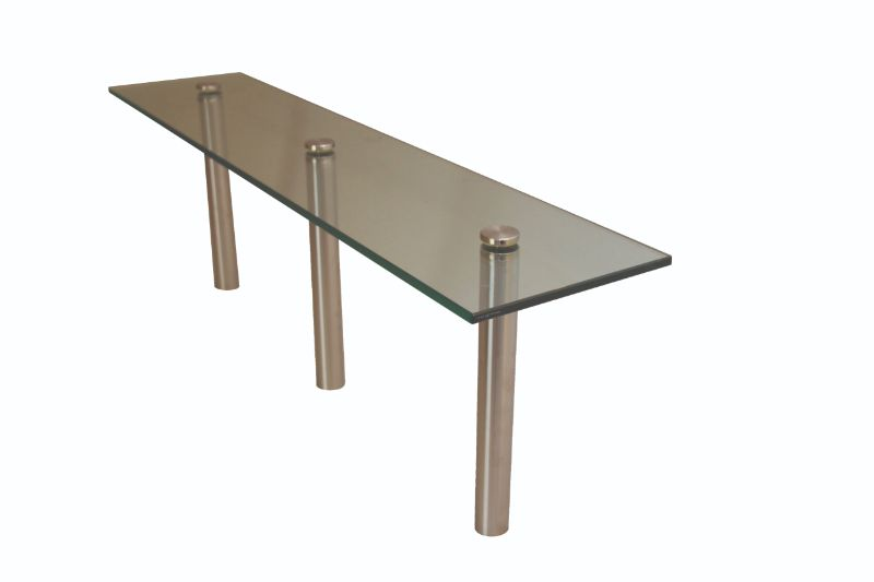Glass Counter Top Support Posts