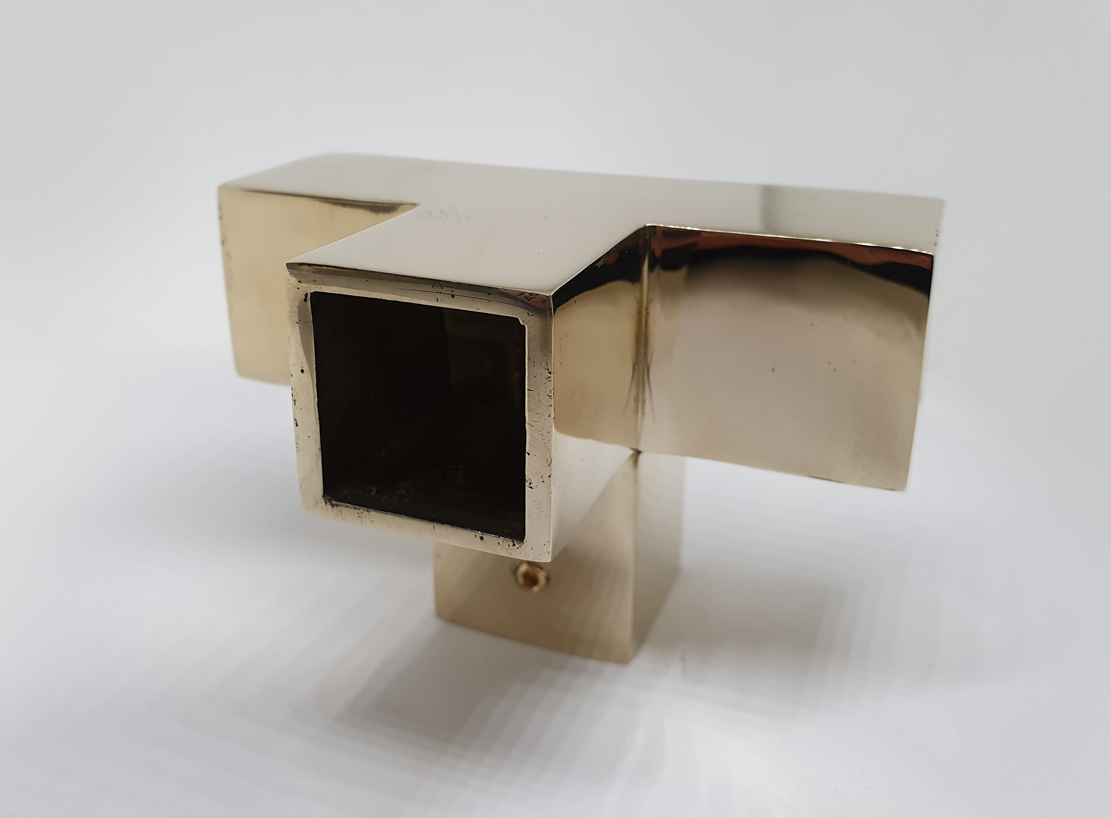 Brass Box Joint Connectors