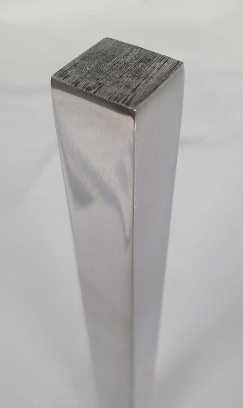 Satin Aluminium Bar