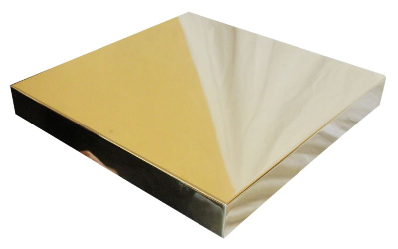 Polished Brass Bar & Counter Tops