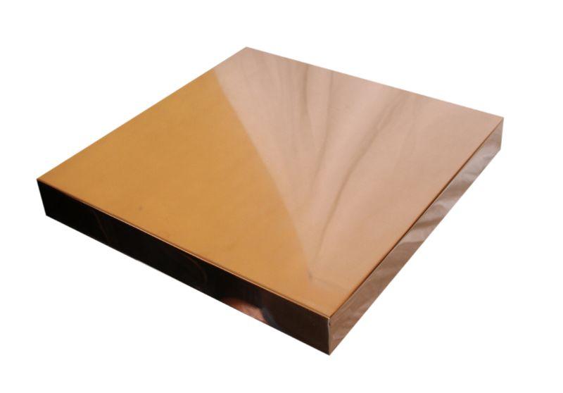 Satin Copper Bar & Counter Tops