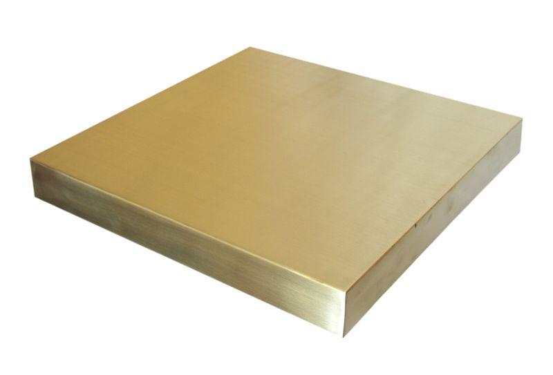 Satin Brass Bar & Counter Tops