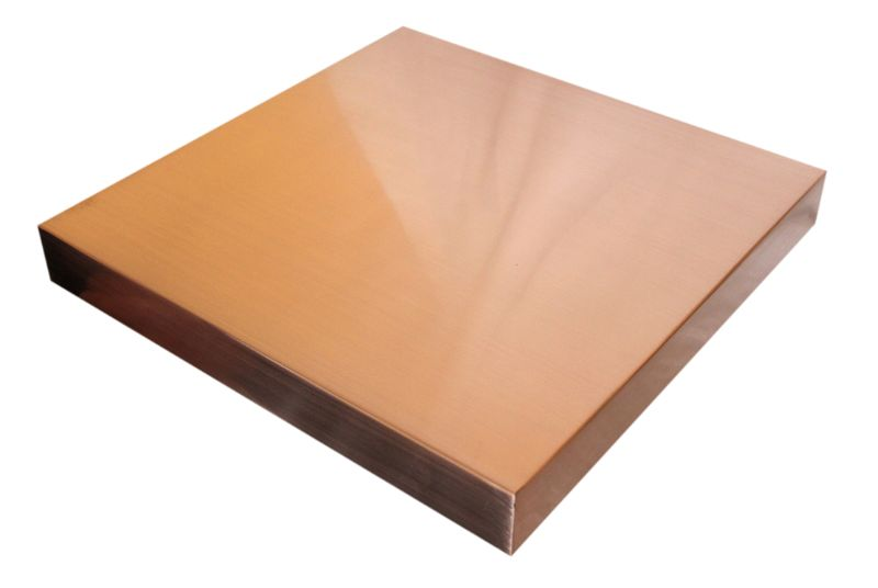 Polished Copper Bar & Counter Tops